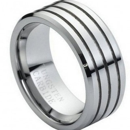Tuning Tungsten Carbide Ring R4