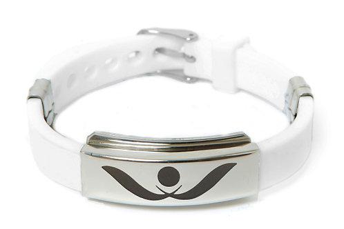 Sport Tuning Bracelet White