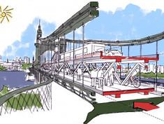 Radical New Plans For Hammersmith Bridge