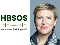 HBSOS Letter to Charlotte Vere re Ferry