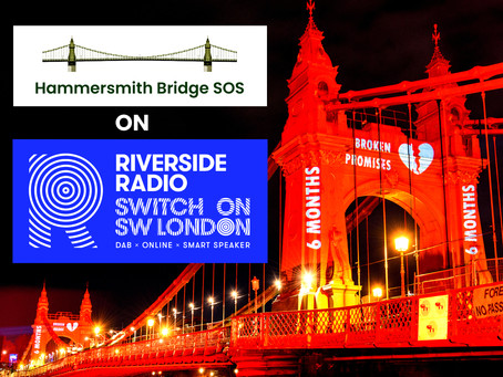 HBSOS's Michelle Coulter on Riverside Radio