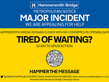 Our 'Hammer The Message' Campaign