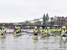 University Boat Race Protest