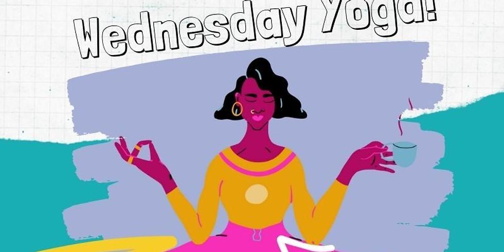 Wellness Wednesday Yoga