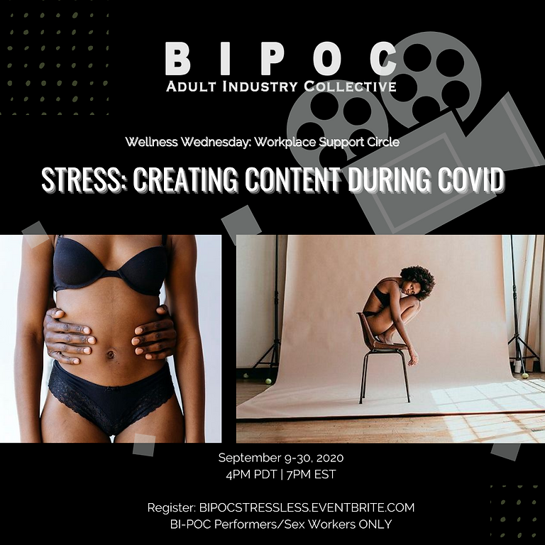 Stress: Creating Content During Covid