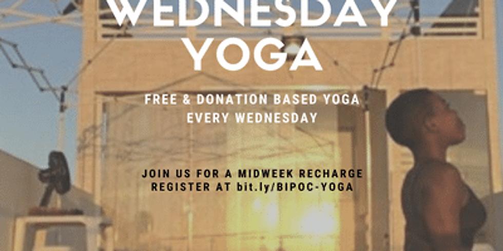 Wellness Wednesday Yoga w. My Darling Nicky