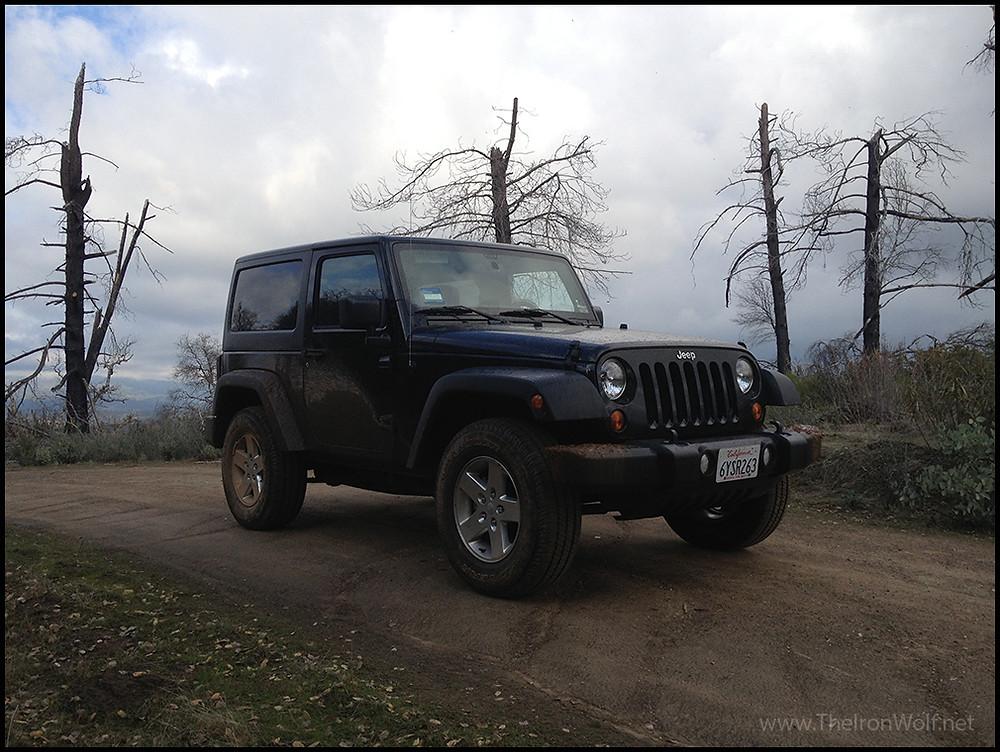 02013 Jeep Wrangler Sport