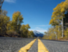 Mountain Road, California
