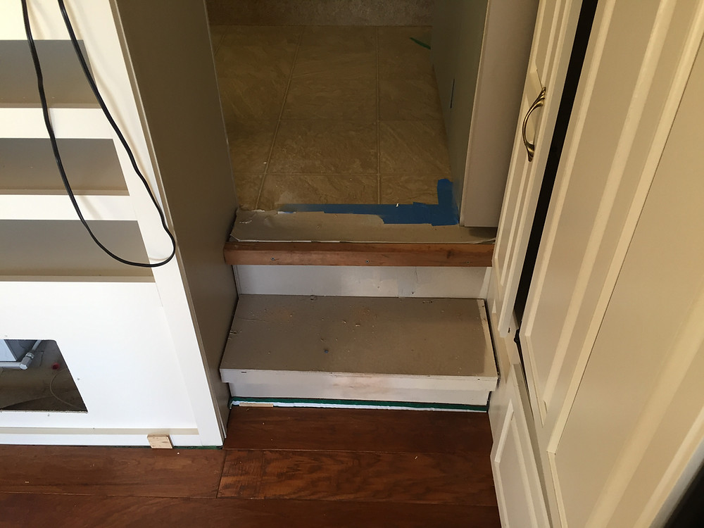 Recycled Wood Flooring for RV
