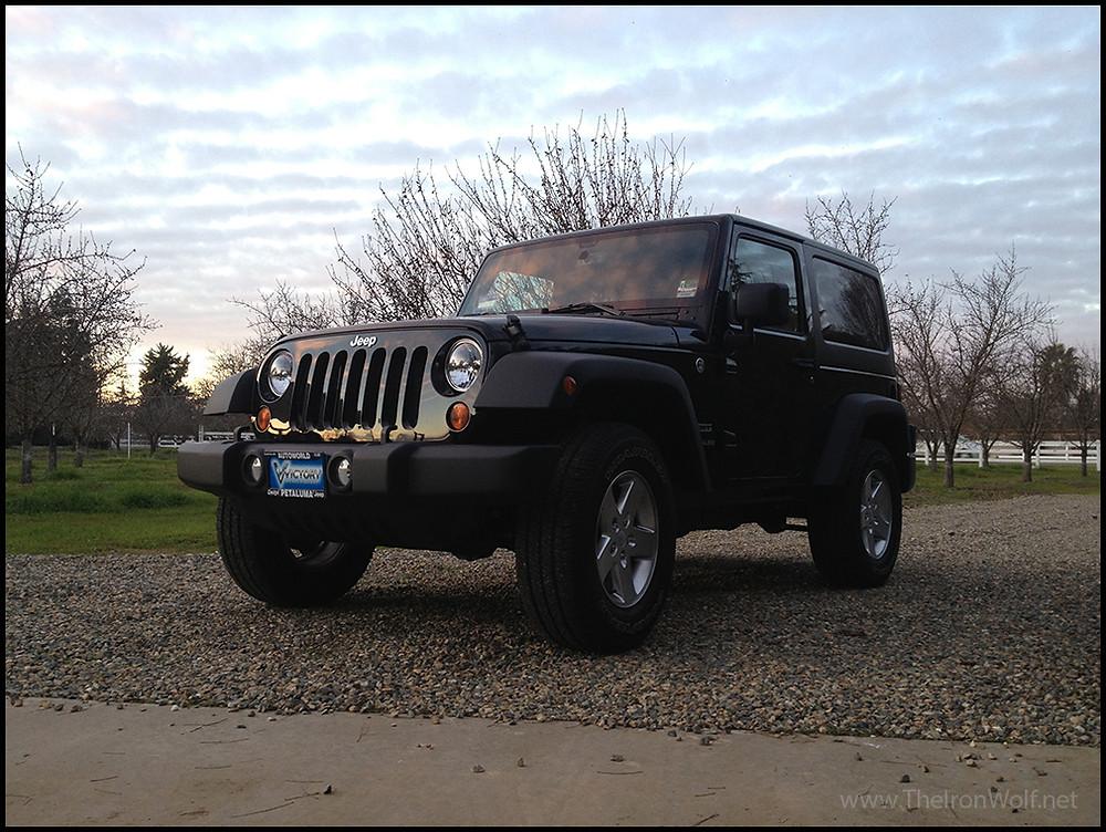 2013 Jeep Wrangler - Sport
