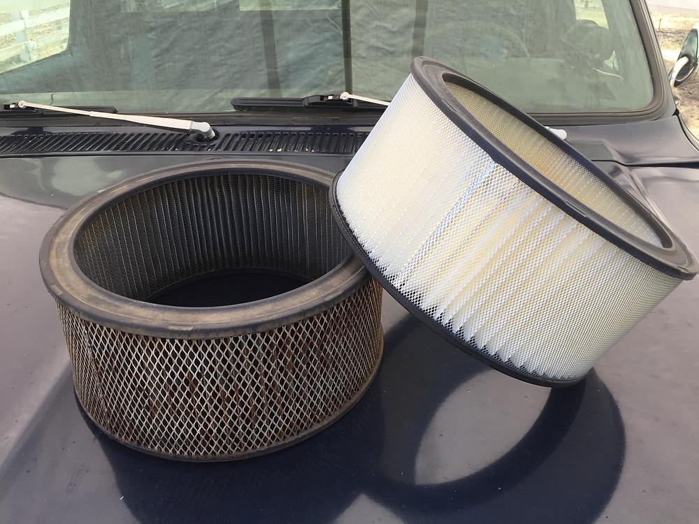 1985 K10 - Air Intake Filter