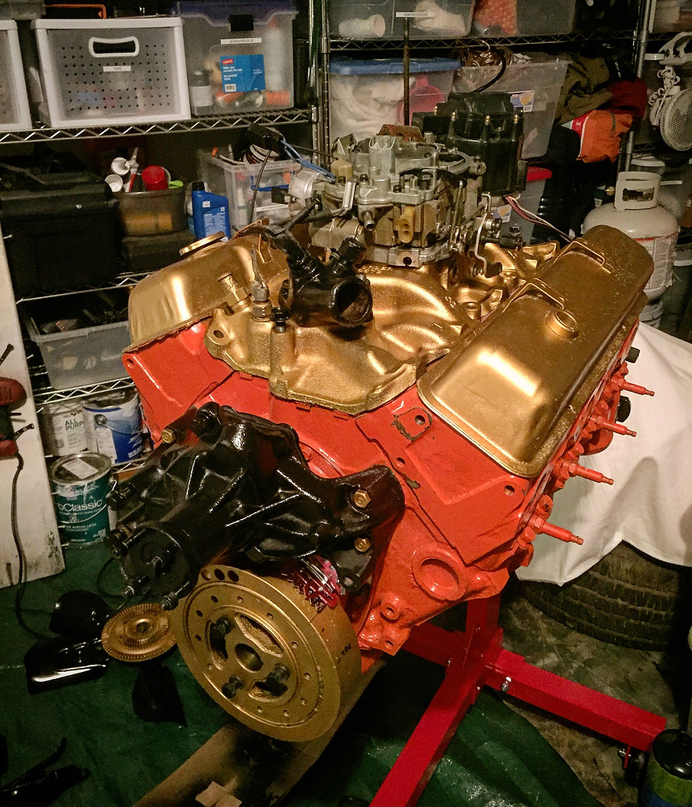 Chevy 350 Small Block