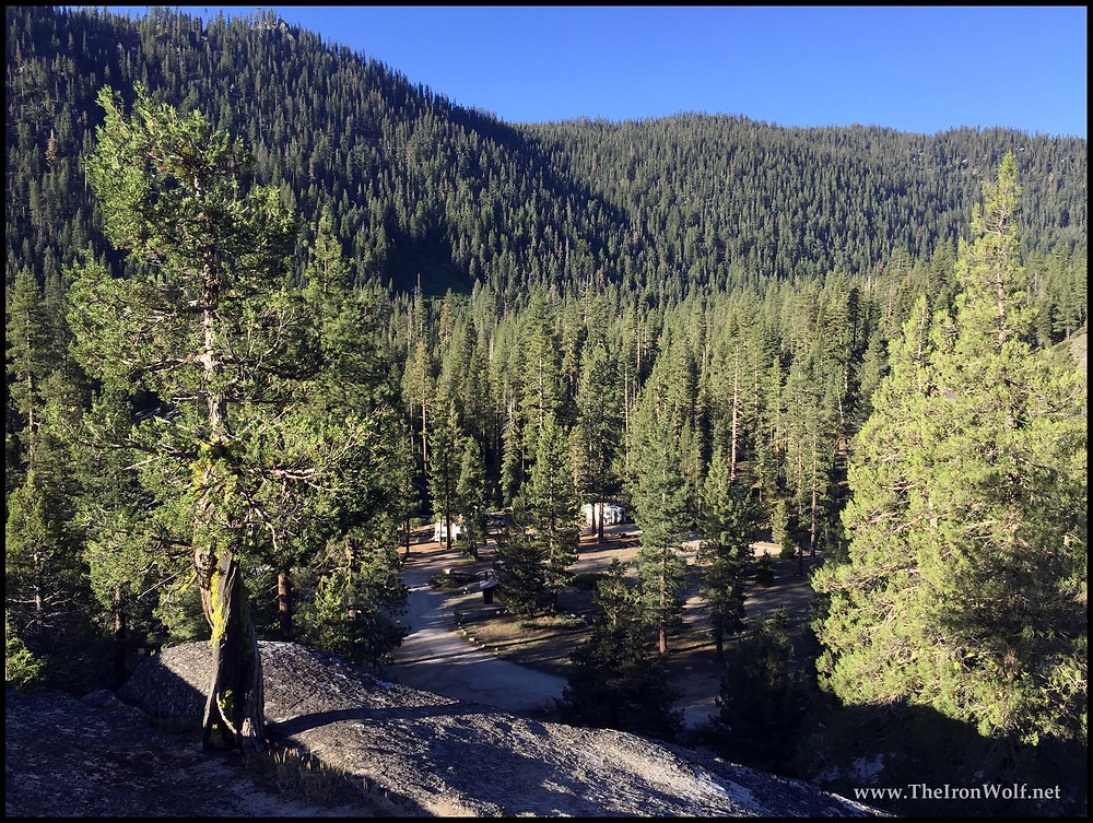 Eureka Valley Campground
