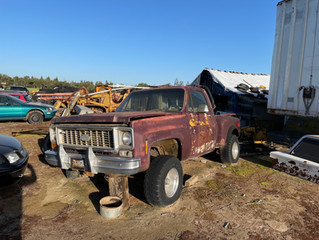 1974 Truck Build