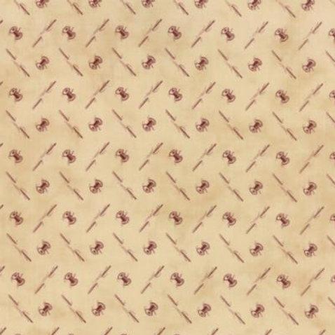 Needle Thread Gatherings - Cream