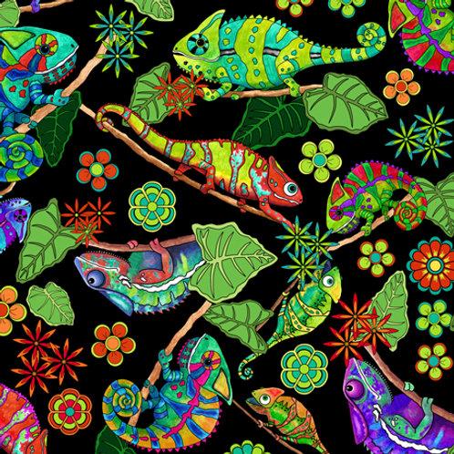 Color Me Chameleon - Tossed Chameleon