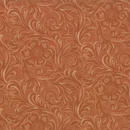 Tooled Leather - Buckskin