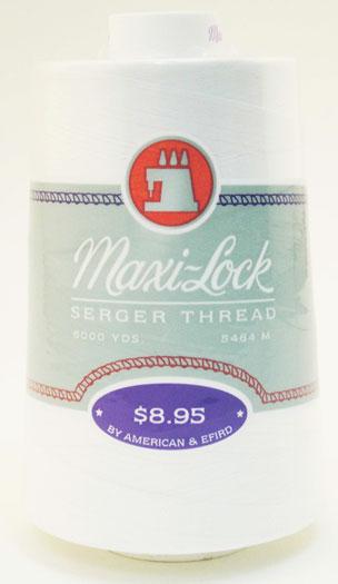 Maxi Lock White