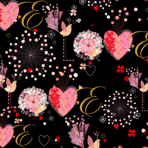 All My Love - Black