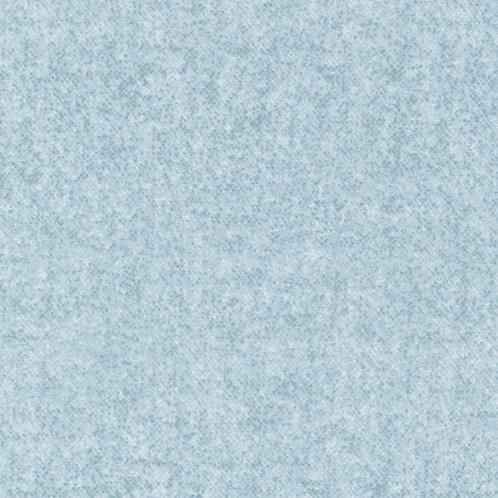 Wool Tweed - Light Turquoise