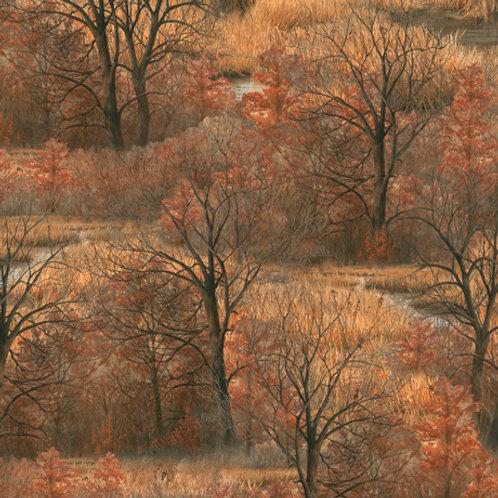 Wild Pheasants  - Tree
