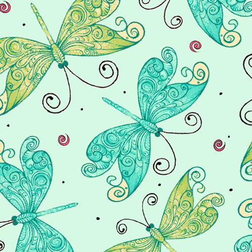 Aziza - Butterflies