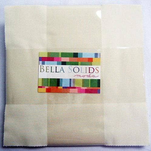 Bella Solid - Snow Precut
