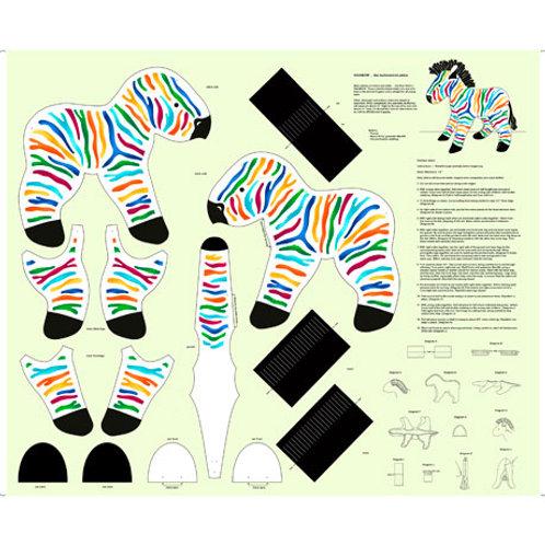 Sew and Go VI - Zebra