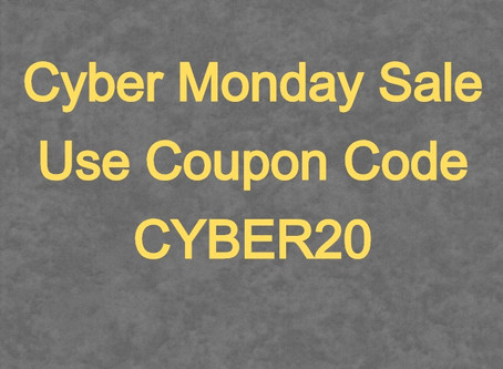 Small Business Saturday and Cyber Monday