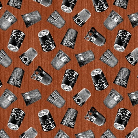 A Stitch in Time - Thimbles