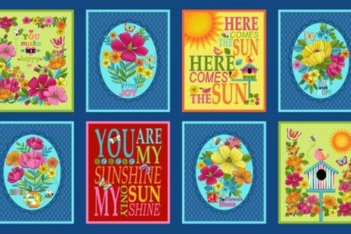 Sunshine Kisses - Blocks