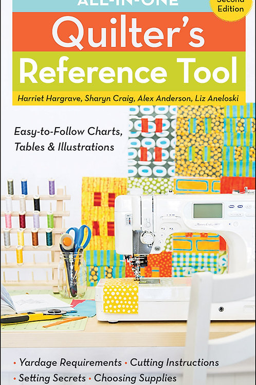 All in One  Quilters Reference Guide