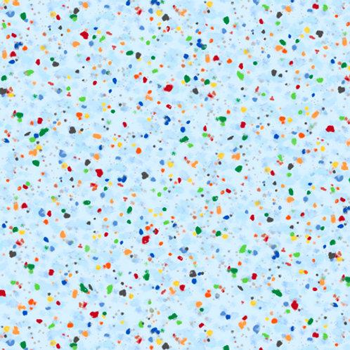 Speckles - Light Blue
