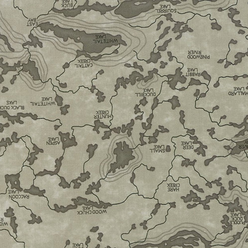 Lake Views - Map