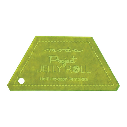 Project Jelly Roll - Half Hex