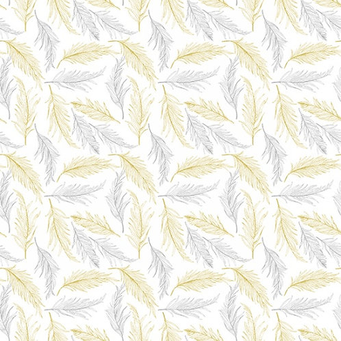 Sparkle & Fade - White