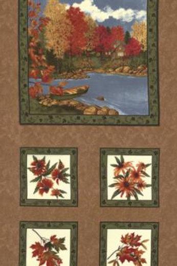Maple Island - Panel Mocha (Panel)
