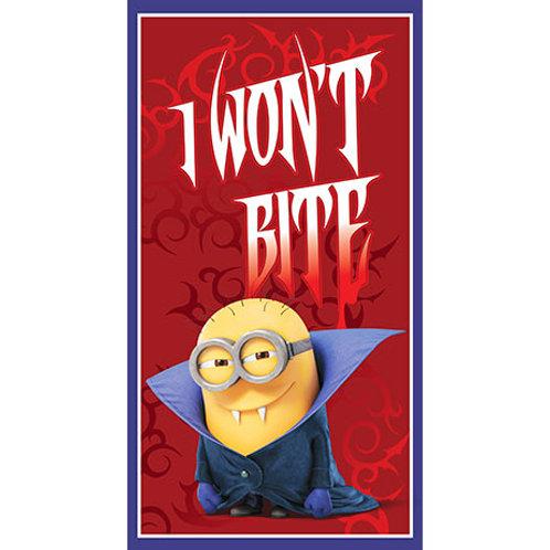 Bite Me - I Won't Bite (Panel)