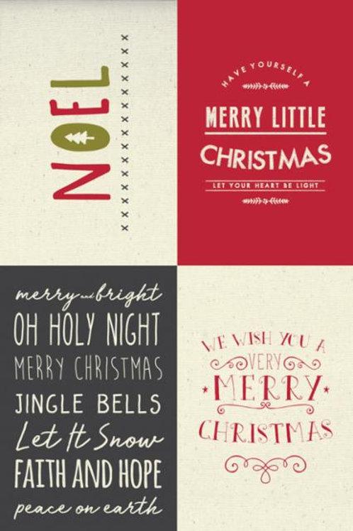Printworks - Holiday Sampler