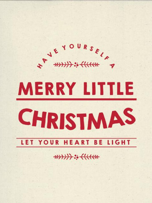 Printworks - Merry Little Holiday