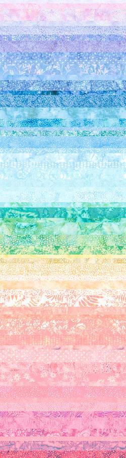 Hoffman Waves - Pastel