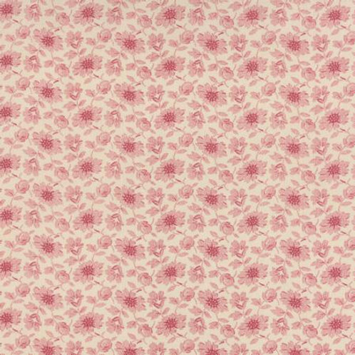 Ville Fleurie - Pearl Faded Red