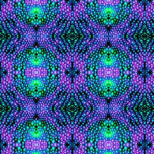 Color Me Chameleon - Purple