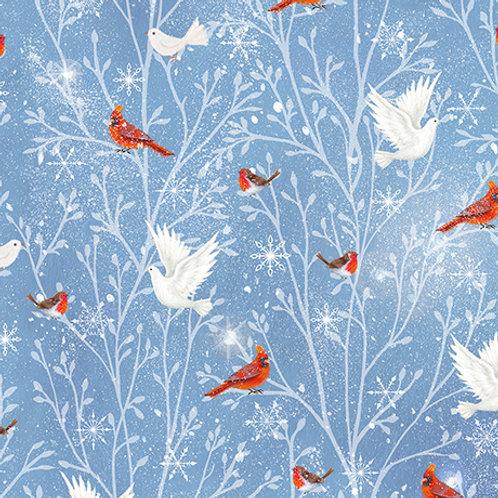 Woodland Dream - Blue