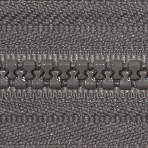 """Zippers - Grey 24"""""""