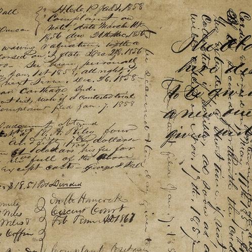 Foundations - Script