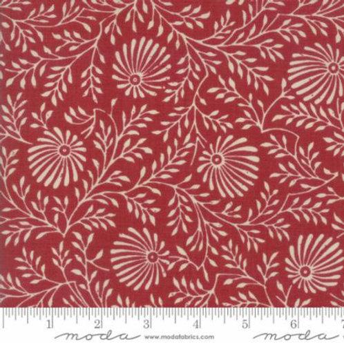 Pondicherry - Indian Red