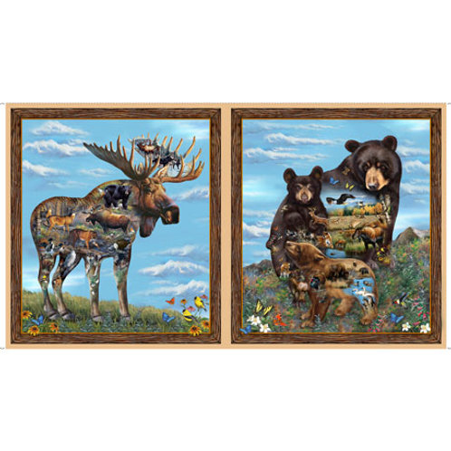 Artworks XI - Moose & Bear