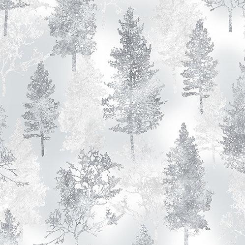 A Winter's Sky - Frost Silver