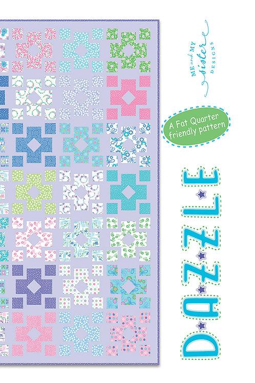 Dazzle- Fat Quarter